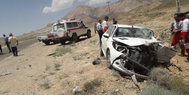 علت تصادف خونین جاده یاسوج اصفهان با 3 کشته/باز هم جاده غیر استاندارد حادثه آفرید