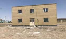 ساختمان جدید مرکز قرنطینه گیاهی میرجاوه در هفته دولت
