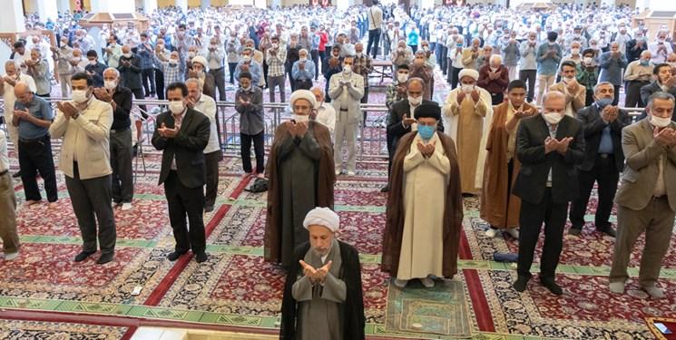 برگزاری نماز جمعه شیراز به امامت آیتالله دژکام