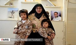 فیلم| روایت همسر شهید معصومی نژاد از لباس خونی همسر شهیدش
