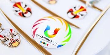 نصب دستگاههای روزشمار بازیهای دانشجویان جهان در چین