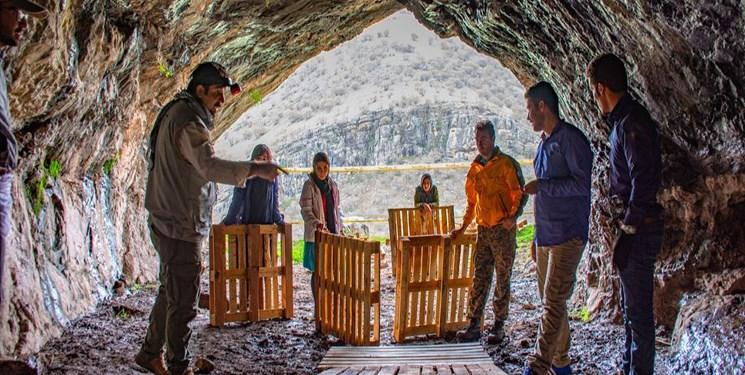 قدمت غار کلدر خرمآباد به بیش از 63 هزار سال رسید