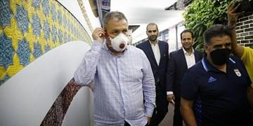 اسکوچیچ به ایران بازگشت + فیلم و عکس