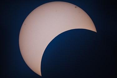 آخرین خورشیدگرفتگی قرن