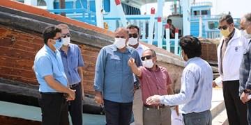 تعمیرات اسکلههای بندرجاسک امسال به پایان میرسد