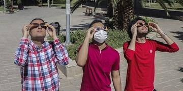 آخرین خورشیدگرفتگی قرن در استانها