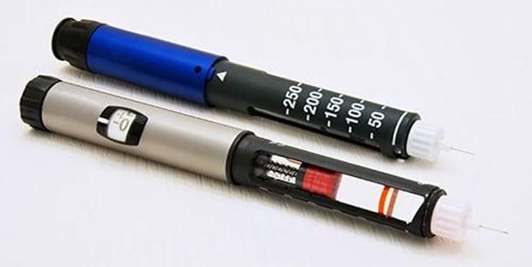 اولین خط تولید انسولین قلمی کشور راهاندازی شد