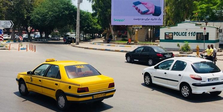 فارس من| پیگیری دلایل کمبود تاکسی در بندرعباس/ 1000 تاکسی فرسوده داریم