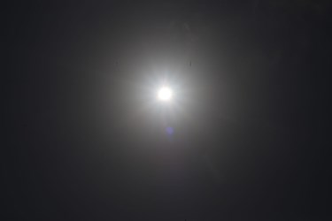 خورشید  گرفتگی -غرب  بندرعباس