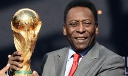 50 سال پیش برزیل جام «ژول ریمه» را به خانه برد+عکس