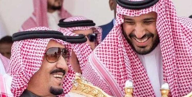 عبور «بن سلمان» از 5 عضو خاندان حاکم در صف قدرت