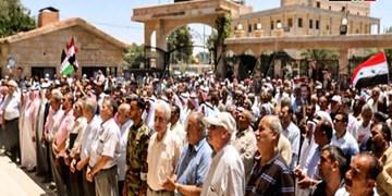 اعلام حمایت عشایر شرق سوریه از دمشق برای مقابله با اشغالگری آمریکا
