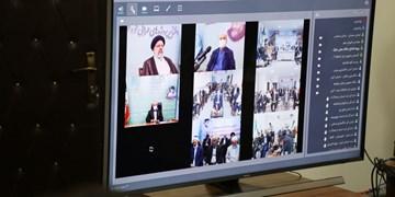 افتتاح دادگاه عمومی جزیره خارگ با دستور رئیس قوه قضائیه+ عکس
