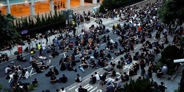 ناکامی مخالفان هنگ کنگی در جلب حمایت برای آغاز دور تازه اعتراضات
