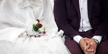 هیأت زنانهای که برای ازدواج آسان آستین بالا زد/ لباس عروس رایگان