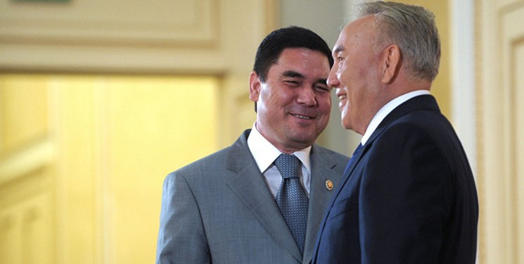 آرزوی سلامتی «بردی محمداف» برای پیشوای قزاقستان