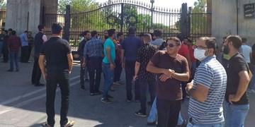 تجمع صنفی کارگران یک واحد تولیدی در سمنان