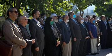 با نواختن ارکستر ملی ایران/ فاز اول پیاده راه پهنه رودکی افتتاح شد