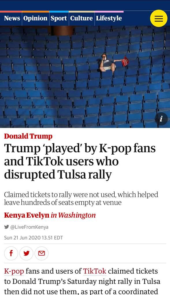 13990402000389 Test NewPhotoFree - رئیس کارزار انتخاباتی ترامپ: صندلیهای خالی کار گروه موسیقی «پاپ کرهای» بود!