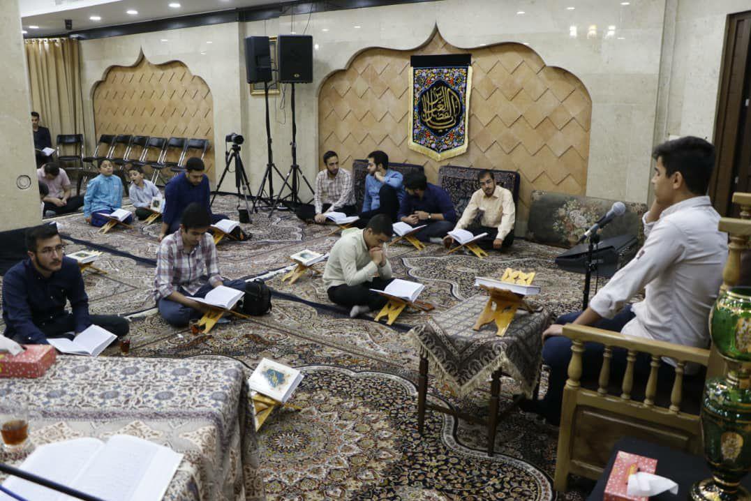 13990402000418 Test NewPhotoFree - تلاوت قلعهنویان و ایزدپناهی در جلسه قرآن حسینیه فاطمهالزهرا (س)+صوت و عکس