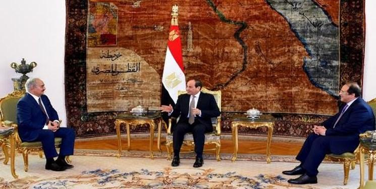 العربی الجدید | هدف اصلی قاهره از کشیدن خط و نشان برای لیبی و ترکیه چه بود؟