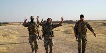 الحشد الشعبی یک حمله داعش به نقاط امنیتی سامراء را خنثی کرد