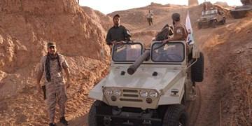 آغاز عملیات الحشد الشعبی در شمال استان دیالی