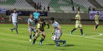 تهرانیها ترمز نمایندگان فوتبال استان مرکزی را کشیدند