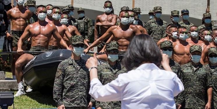 تایوان  نیروهای خود را در«دریای چین جنوبی» مستقر کرد
