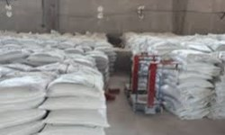 کشف 50 تن کود شیمایی قاچاق در شهرستان هیرمند