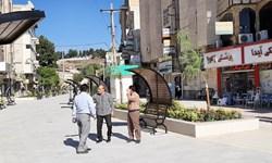 پروژه پیادهراه کرمانشاه تا پایان تابستان به بهرهبرداری میرسد