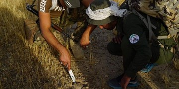 یک شهید و چهار زخمی از نیروی الحشد الشعبی