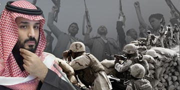 کمک نیروی دریایی انگلیس به ائتلاف سعودی برای محاصره دریایی یمن