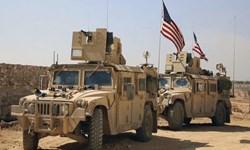 ورود یک کاروان نظامی آمریکایی از کویت به عراق