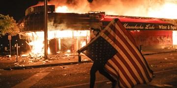 رسانههای آمریکا اعتراضات این کشور را چگونه پوشش دادند؟