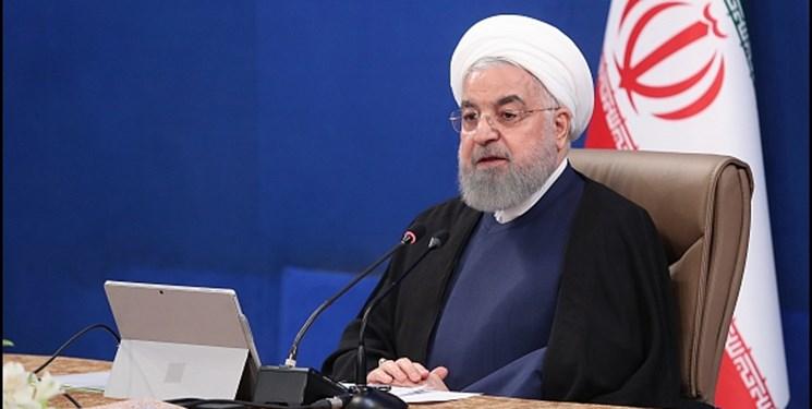 نشست مجازی آستانه | روحانی: ایران حمایت از سوریه را ادامه میدهد/ تروریستهای آمریکا از منطقه خارج شوند