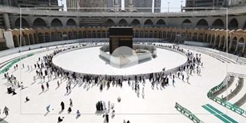 عربستان، بوسیدن و لمس خانه خدا در ایام حج امسال را ممنوع کرد