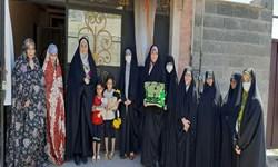 تکریم از مقام دختران گیلانی با برپایی کاروان شادی