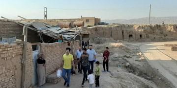 ادامه فعالیت کشتیگیران برای کمک به مردم مناطق محروم+عکس