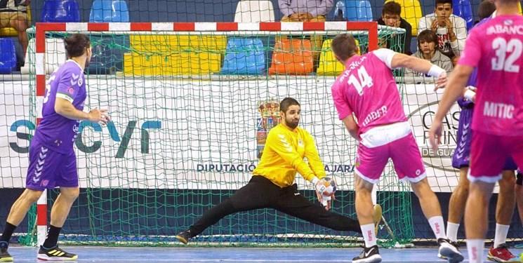 لیگ هندبال اسپانیا   شکست نزدیک یاران برخورداری در هفته سوم