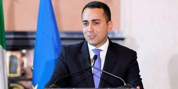 وزیر خارجه ایتالیا وارد لیبی شد