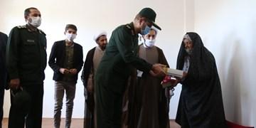 کادوی خاص سپاه به «زهرا و ریحانه» قصه «ورنکش»