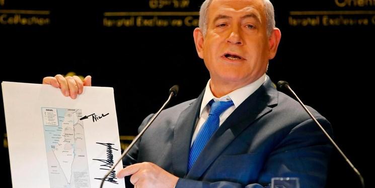 تداوم رایزنی «نتانیاهو» با آمریکا برای اشغال کرانه باختری