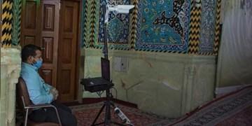 کنترل سلامت زائران حرم حضرت عباس(ع) با دستگاه حرارتی +عکس