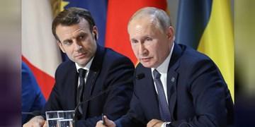 ایران، بخشی از گفتوگوی فردای سران فرانسه و روسیه