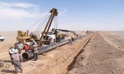 آغاز عملیات احداث خط لوله 1000 کیلومتری انتقال نفت خام از پارس جنوبی به سواحل مکران