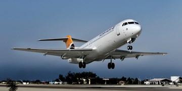 فرود پرواز «تهران-جاسک» در کیش اضطراری نیست/ هواپیمای جایگزین صبح جمعه عازم «جاسک» میشود