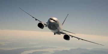 پرواز هواپیماهای تجسسی آمریکا بر فراز دریایی جنوبی چین