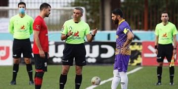 سپیدرود رشت صفر - هوادار تهران یک