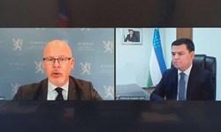 سرمایه گذاری محور گفتوگوی مقامات ازبکستان و نروژ